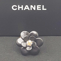 Chanel-Ceramic Camelia CC