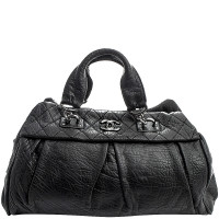 Chanel-CALFSKIN LARGE BOSTON BAG-A39662