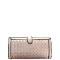 Bottega Veneta-INTRECCIATO LONG WALLET