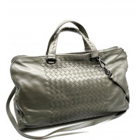 Bottega Veneta-DOUBLE ZIP LARGE TOTE