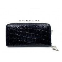 Givenchy-SHARK ZIPPY WALLET