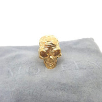 Others-Alexander Mcqueen Gold Ring