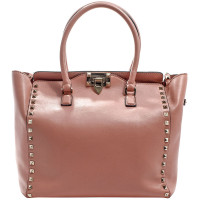 Valentino-Rockstud Small Tote Bag
