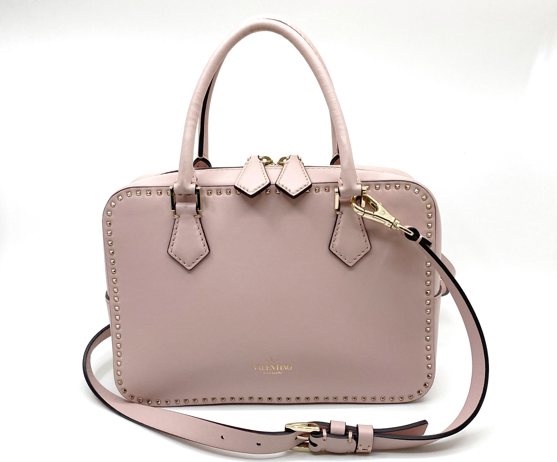 Valentino-TOP HANDLE SMALL BAG