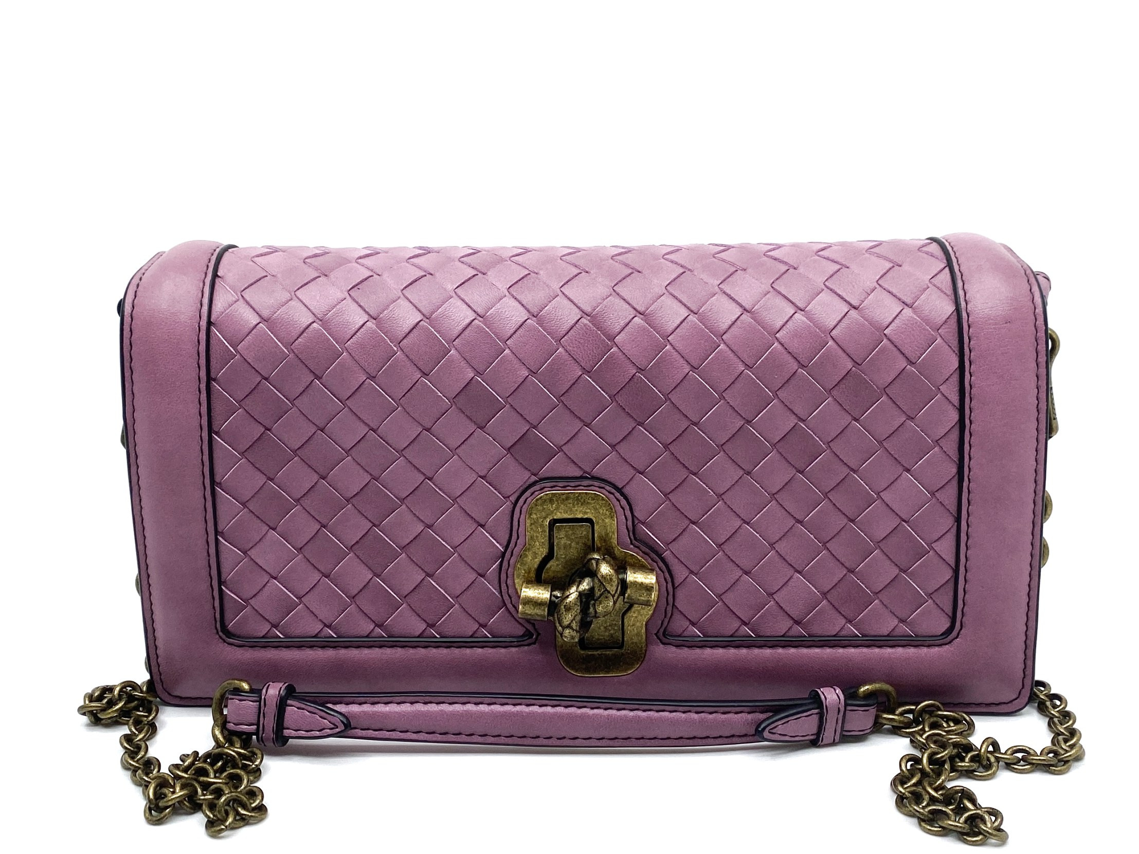 Bottega Veneta-CITY KNOB FLAP